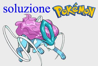 soluzione Pokemon cristallo