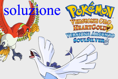 sneakers for cheap b9693 4246c Pokémon HeartGold e SoulSilver, guida | Giocatori Nintendo