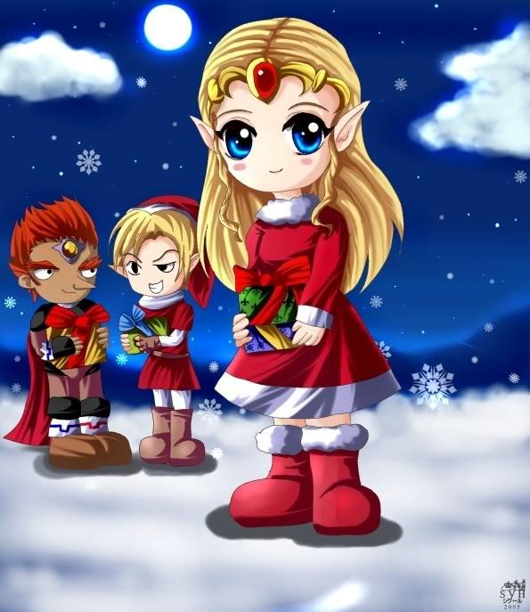 zelda-christmas-natale-nintendo