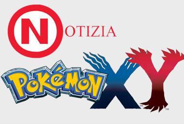 notizia pokemon x y