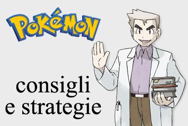 consigli pokemon